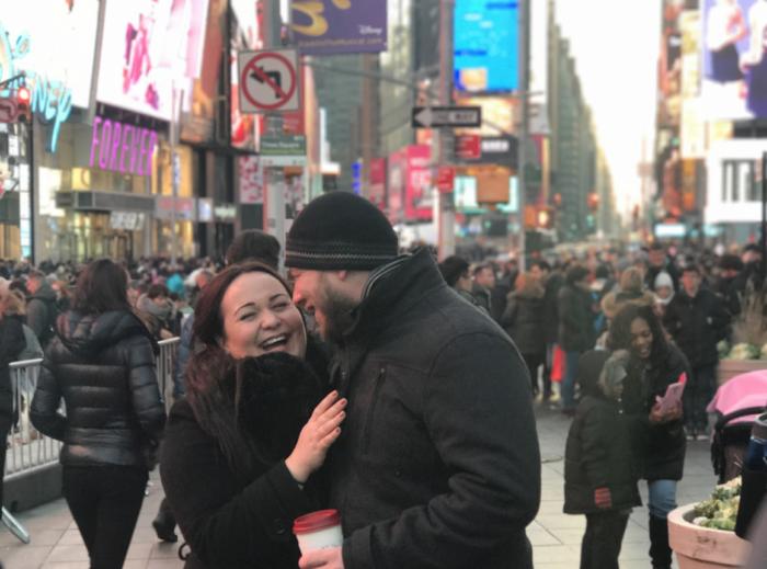 Honeymoon in New YorkHoneymoon in New York