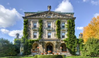 Kykuit, the Rockefeller Estate. sleepy hollow
