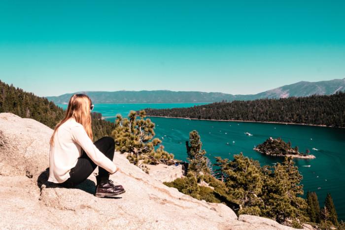 Lake Tahoe girls trip tips