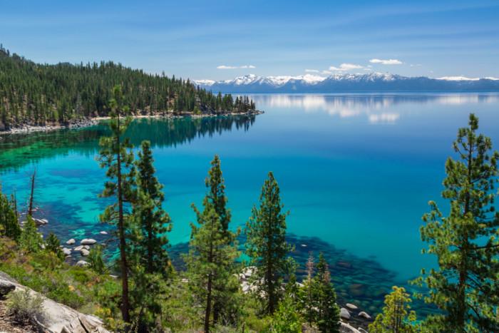 Lake Tahoe girls trip