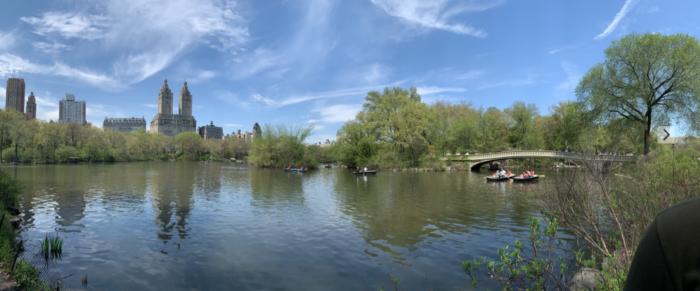 visiting NYC in May