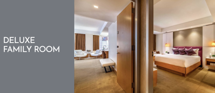 family friendly hotel rooms in nyc