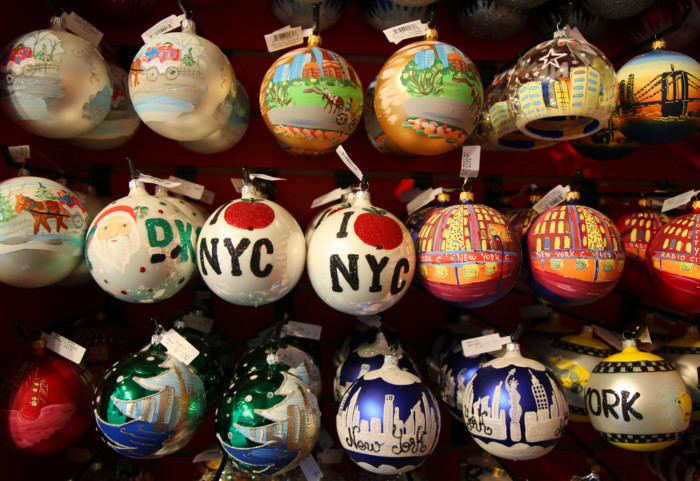 When does Christmas season start in New york city