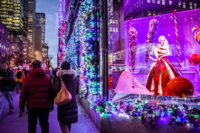 When does Christmas season start in new york