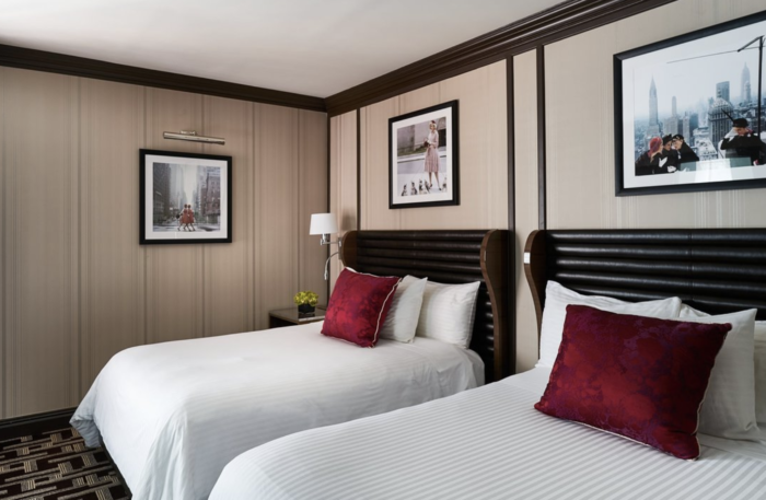 best family friendly hotels in NYC.