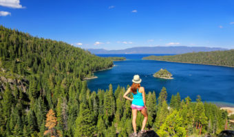 guide to Lake Tahoe girls trip
