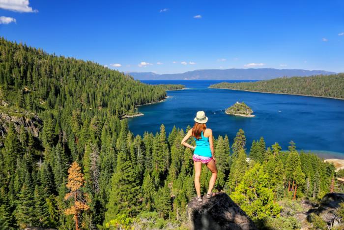 guide to Lake Tahoe girls trip