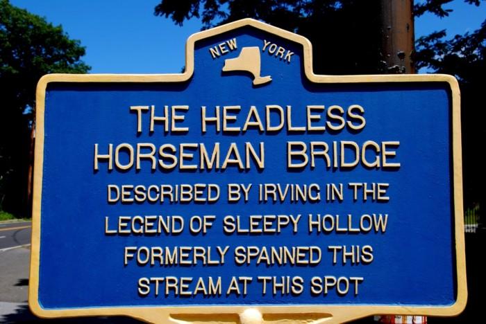 headless horseman bridge things to do in sleepy hollow