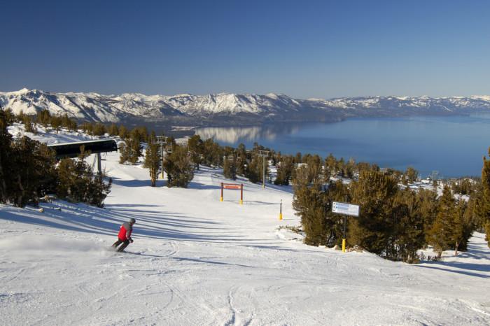 perfect Lake Tahoe girls trip