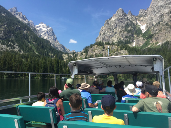 things to do in jenny lake