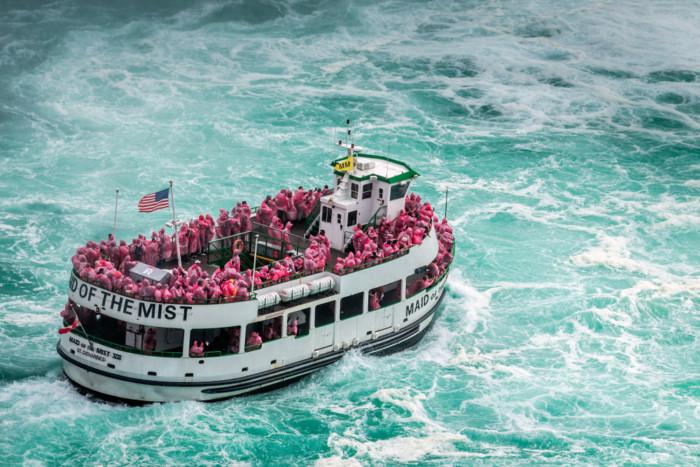 50 things to do in Niagara Falls