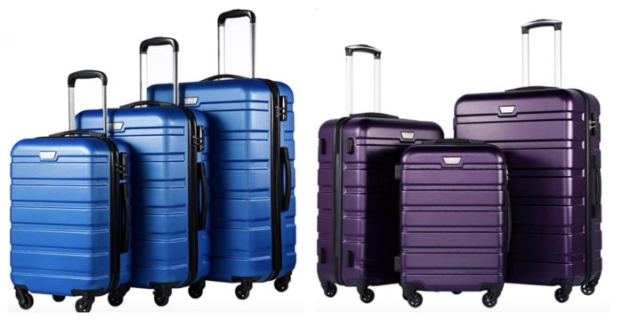 Durable Luggage for Travelers