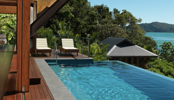 hamilton island luxury hotel