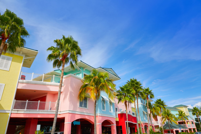 fort myers best places to retire in Florida