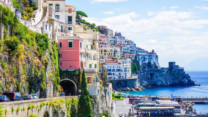 best places to visit in Italy amalfi