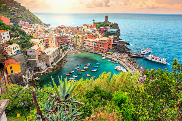 best places to visit in Italy cinque terre