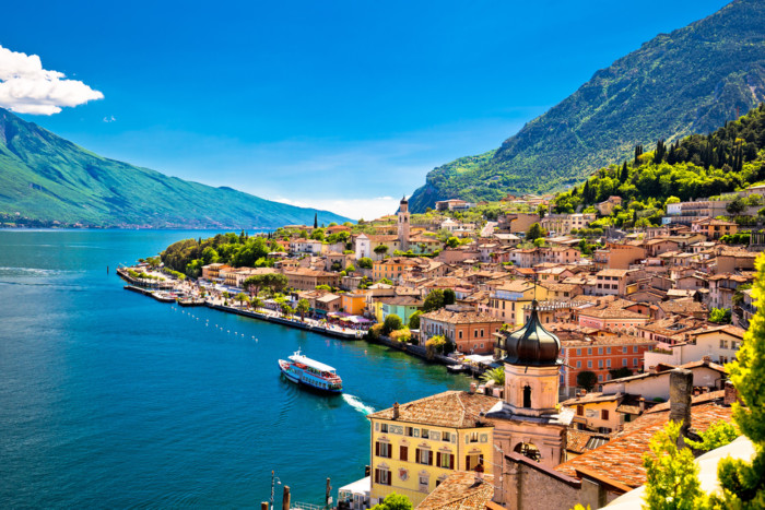 best places to visit in Italy garda lake