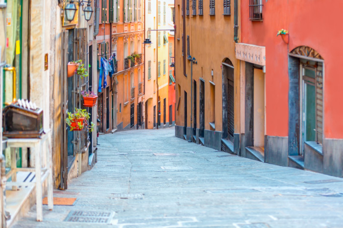 best places to visit in Italy genoa