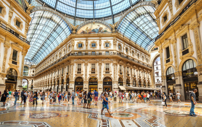 best places to visit in Italy milan