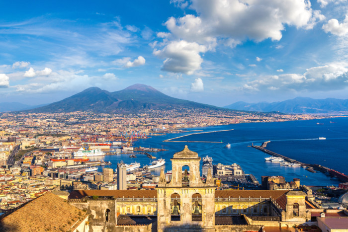 best places to visit in Italy naples