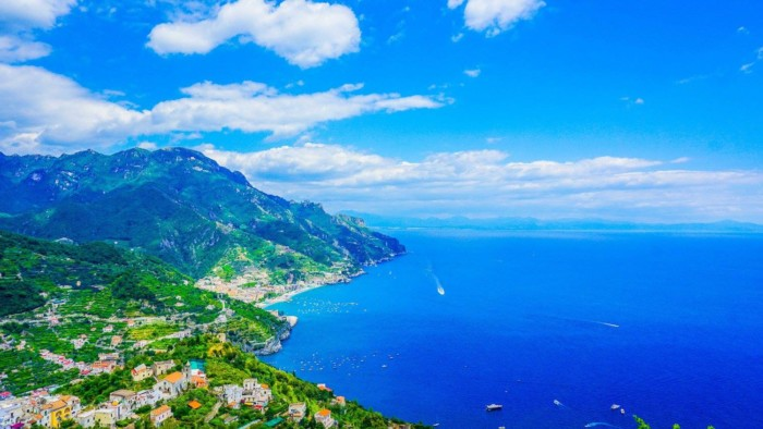 best places to visit in Italy ravello