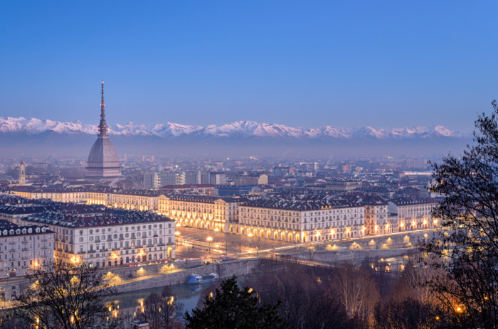 best places to visit in Italy turin
