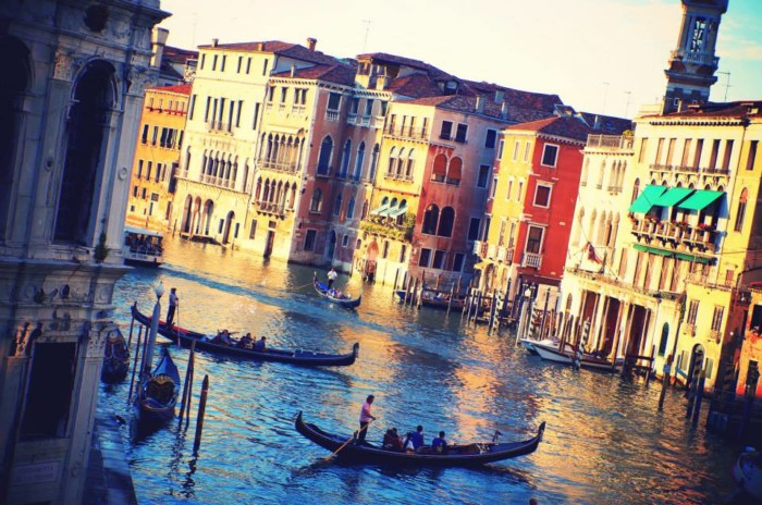 best places to visit in Italy venice
