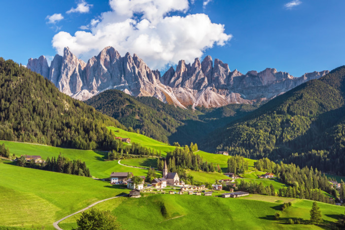 dolomites mountains best places to visit in Italy