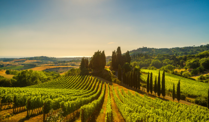 list of must see places in italy tuscany