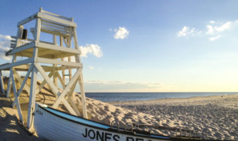 list of things to do at Jones Beach Island