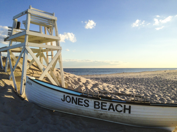 list of things to do at Jones Beach Island