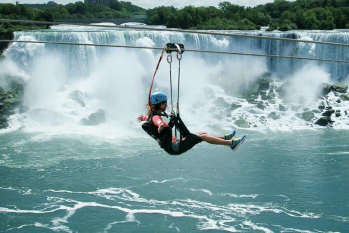 niagara falls ziplining