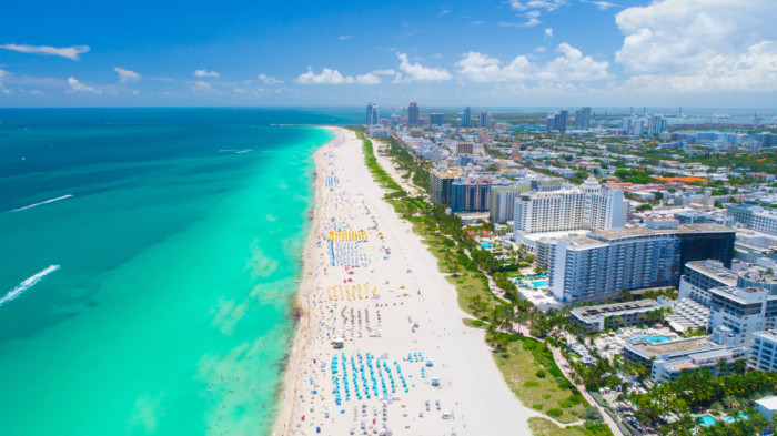 miami places to retire in florida USA