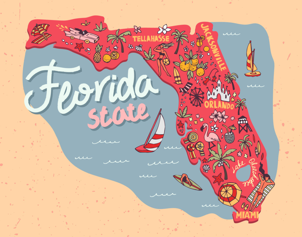 the best cities in florida