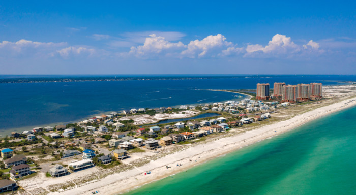 pensacola the best places to retire in Florida