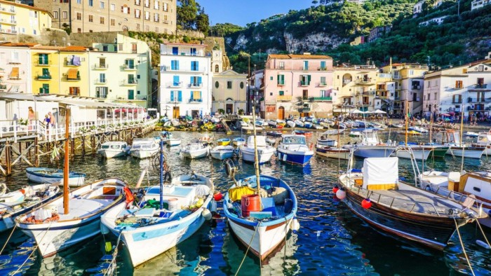 the best places to visit in Italy sorrento