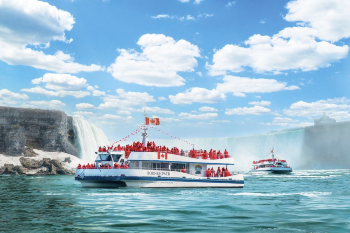 things to do in Niagara Falls boat tour