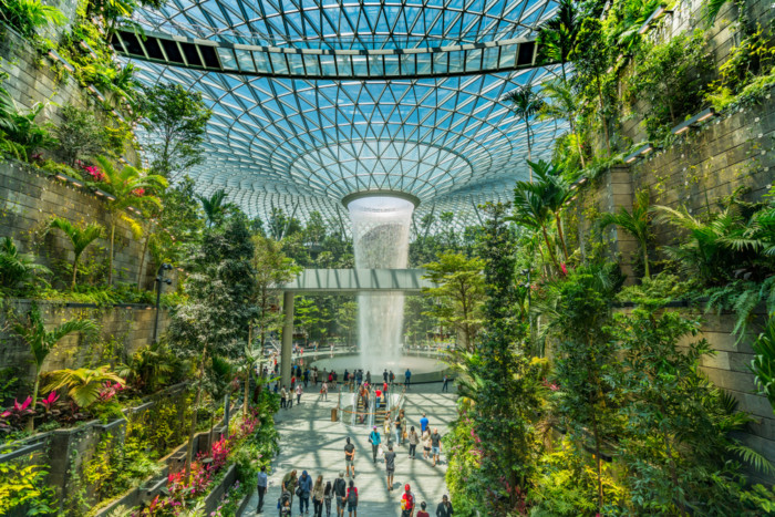 things to do indoors in Singapore in the rain