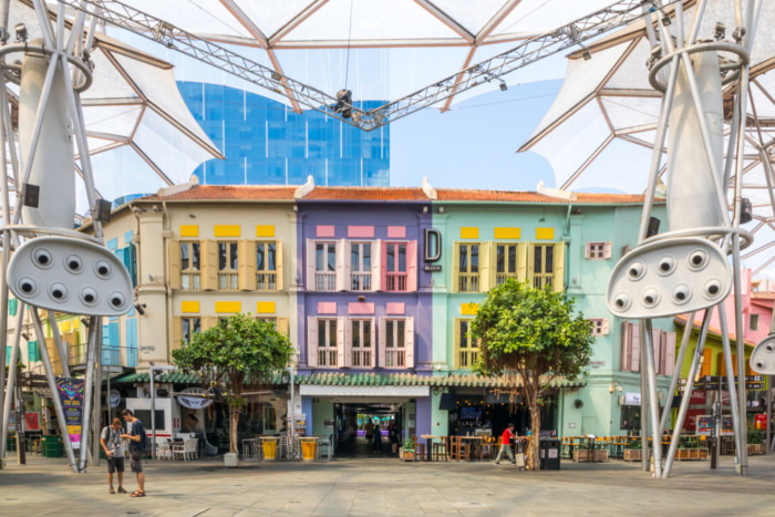 things to do indoors in Singapore list