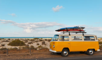 top places for beach camping in California