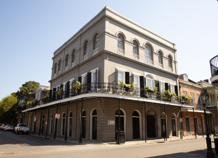 LaLaurie Mansion in new orleans