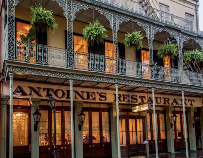 restaurants in new orleans