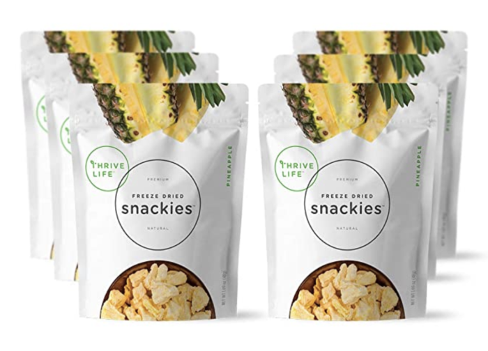 best hiking snacks