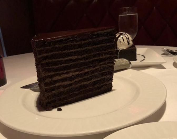 the best desserts in Las Vegas, nevada