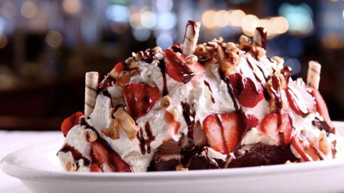 the best desserts in Las Vegas