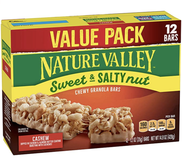 the best hiking snacks