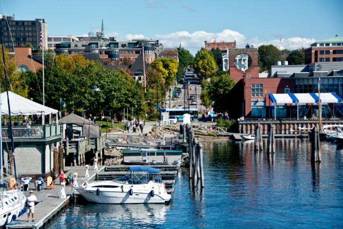 things to do in Burlington in Vermont