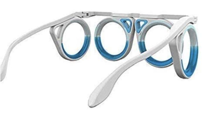do motion sickness glasses really work.