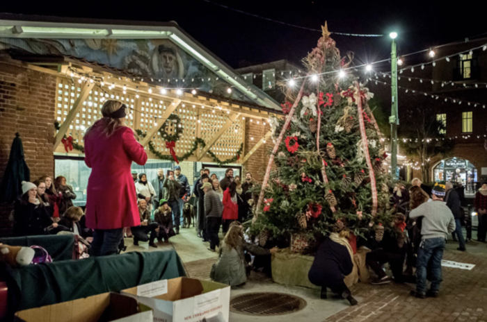 the charleston city night market