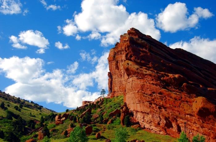 Top 9 Scenic road trips Near Denver